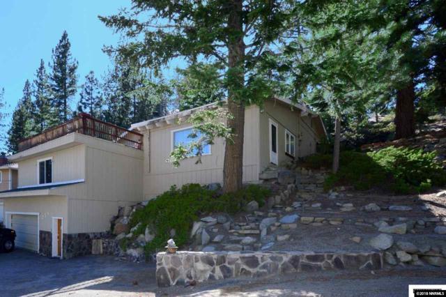 256 N Benjamin Dr, Stateline, NV 89449 (MLS #180017779) :: Vaulet Group Real Estate