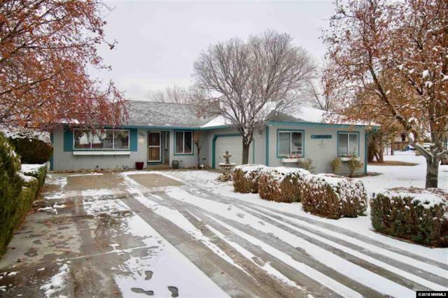 1366 Judy St, Minden, NV 89423 (MLS #180017809) :: Chase International Real Estate