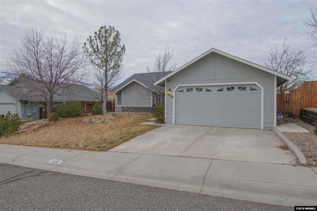 1008 Sunburst, Carson City, NV 89705 (MLS #180017815) :: Chase International Real Estate