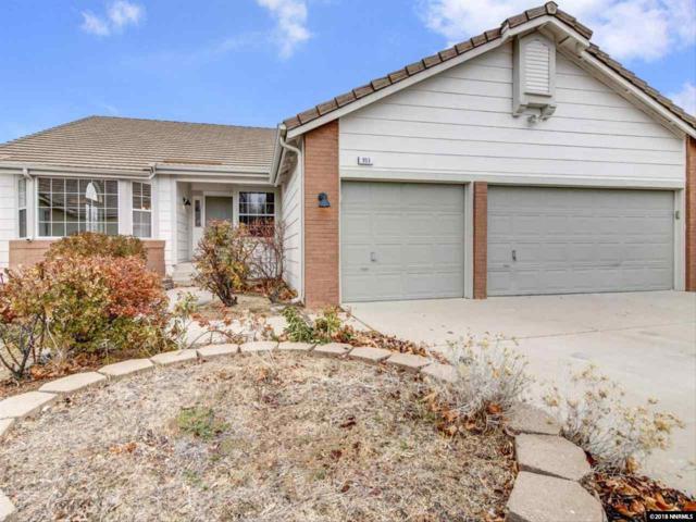 953 Wheatland Court, Reno, NV 89511 (MLS #180017816) :: Mike and Alena Smith   RE/MAX Realty Affiliates Reno