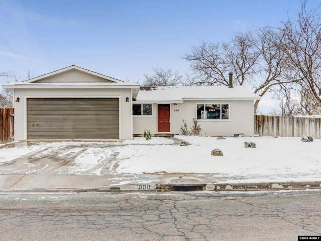 890 G, Fernley, NV 89408 (MLS #180017820) :: Mike and Alena Smith | RE/MAX Realty Affiliates Reno