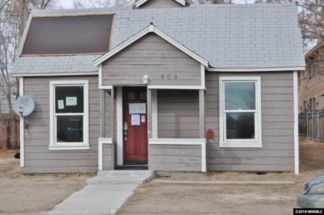 404 Corbett Street, Carson City, NV 89706 (MLS #180017824) :: Marshall Realty