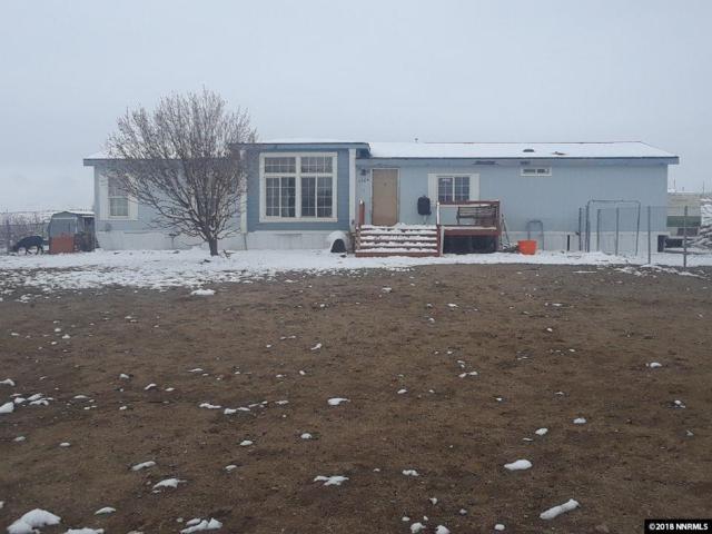 1385 Hooten Dr, Silver Springs, NV 89429 (MLS #180017825) :: NVGemme Real Estate