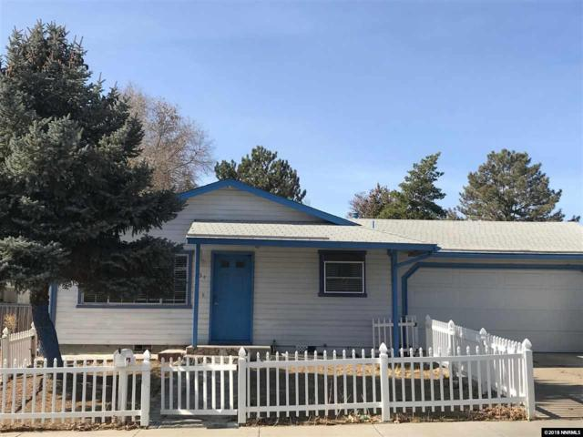 954 Woodside Drive, Carson City, NV 89701 (MLS #180017837) :: Vaulet Group Real Estate