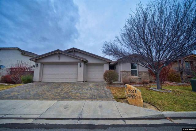 521 Secretariat Ct, Reno, NV 89521 (MLS #180017838) :: Vaulet Group Real Estate