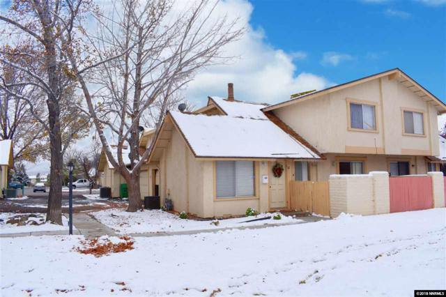32 Condor Circle, Carson City, NV 89701 (MLS #180017846) :: Vaulet Group Real Estate