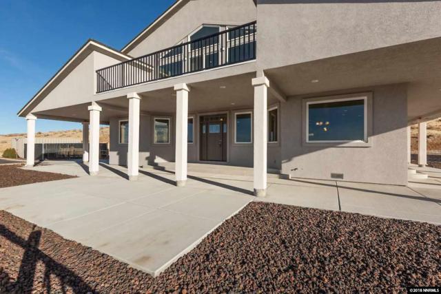 2440 La Mancha Drive Nv, Sparks, NV 89441 (MLS #180017847) :: Vaulet Group Real Estate