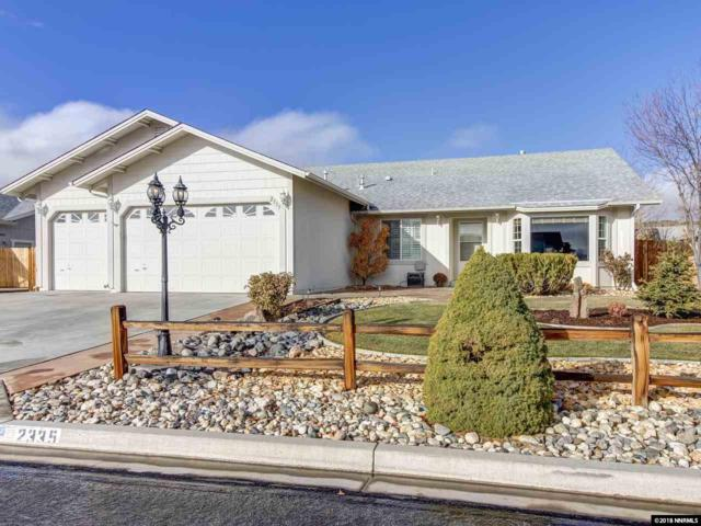 2335 Soar Dr, Sparks, NV 89441 (MLS #180017855) :: Chase International Real Estate