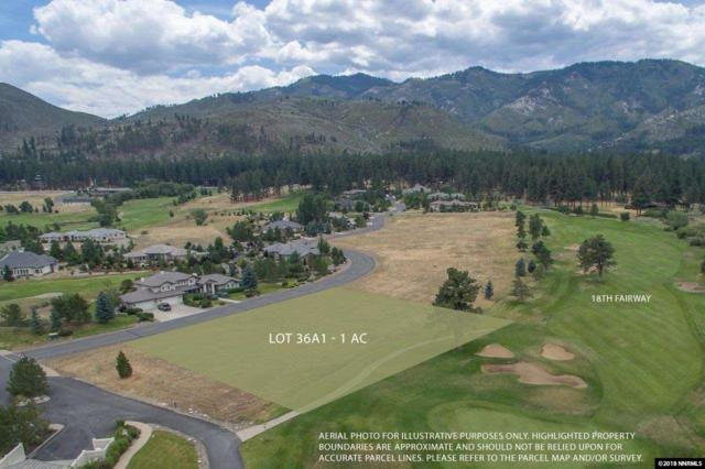 0 Lighting W. Ranch Rd., Washoe City, NV 89704 (MLS #180017871) :: Vaulet Group Real Estate