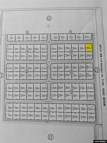 11 Overland, Yerington, NV 89447 (MLS #180017894) :: Mike and Alena Smith | RE/MAX Realty Affiliates Reno