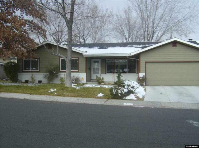 855 Pennsylvania Drive, Reno, NV 89503 (MLS #180017915) :: Chase International Real Estate
