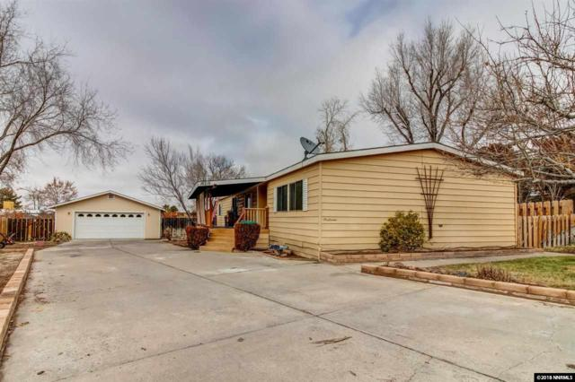 16215 Rhyolite Circle, Reno, NV 89521 (MLS #180017917) :: Mike and Alena Smith | RE/MAX Realty Affiliates Reno