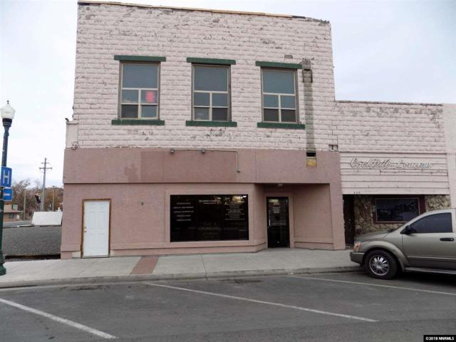 250 Main Street, Lovelock, NV 89419 (MLS #180017930) :: Chase International Real Estate