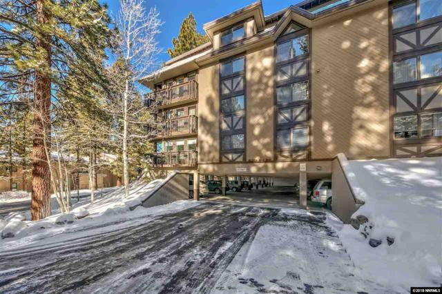 333 Ski Way #264, Incline Village, NV 89451 (MLS #180017935) :: The Mike Wood Team