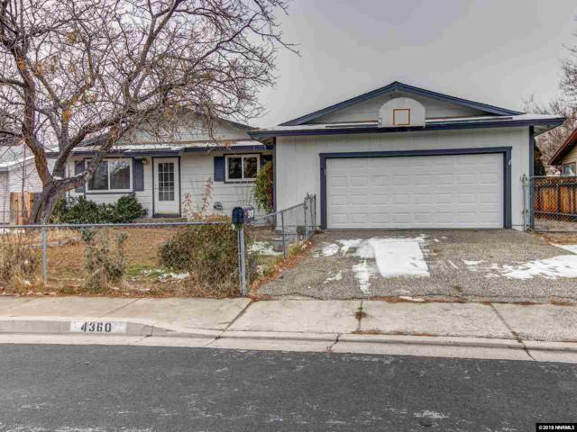 4260 Santa Maria, Reno, NV 89502 (MLS #180017958) :: Vaulet Group Real Estate