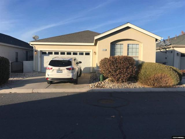 1242 Quail Run Dr., Carson City, NV 89701 (MLS #180017962) :: Vaulet Group Real Estate