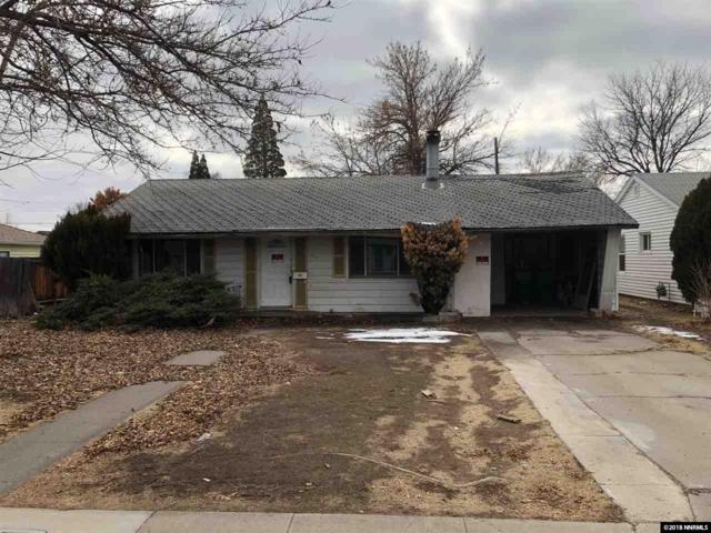 441 I Street, Sparks, NV 89431 (MLS #180017995) :: Mike and Alena Smith | RE/MAX Realty Affiliates Reno