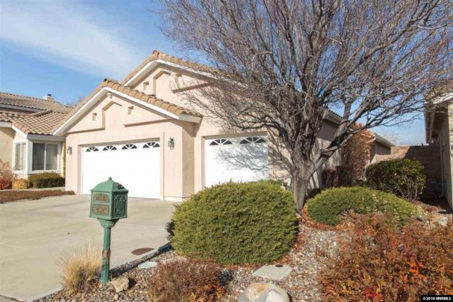 2493 Granite Springs Rd, Reno, NV 89519 (MLS #180018007) :: Mike and Alena Smith   RE/MAX Realty Affiliates Reno