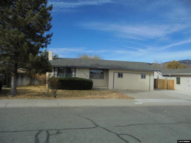 3468 Indian Dr, Carson City, NV 89705 (MLS #180018012) :: Marshall Realty
