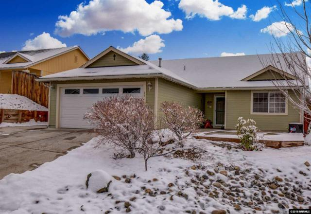 25 Scott St, Gardnerville, NV 89410 (MLS #180018015) :: Mike and Alena Smith | RE/MAX Realty Affiliates Reno