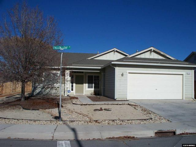 270 Fallen Leaf, Fernley, NV 89408 (MLS #180018030) :: Mike and Alena Smith | RE/MAX Realty Affiliates Reno