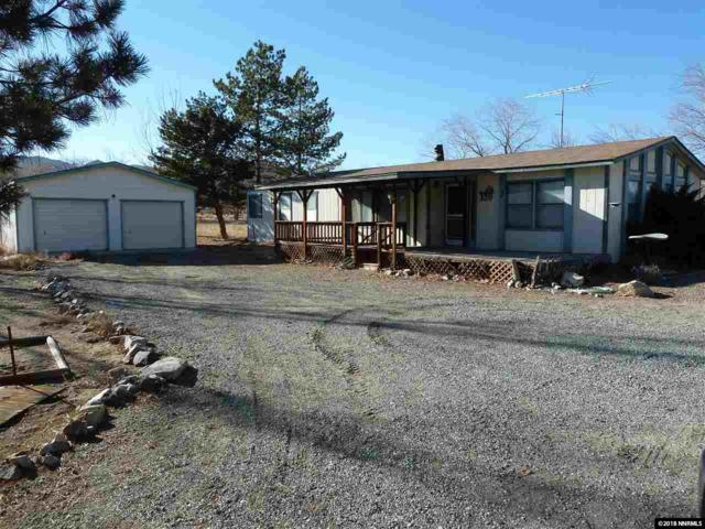 139 Sunset Hills Dr, Yerington, NV 89447 (MLS #180018031) :: Mike and Alena Smith | RE/MAX Realty Affiliates Reno