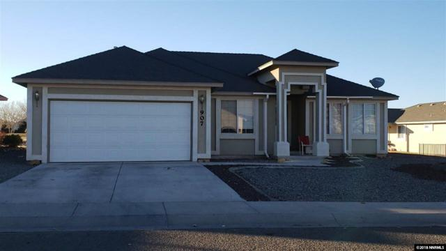 907 Julia, Fernley, NV 89408 (MLS #180018043) :: Mike and Alena Smith | RE/MAX Realty Affiliates Reno