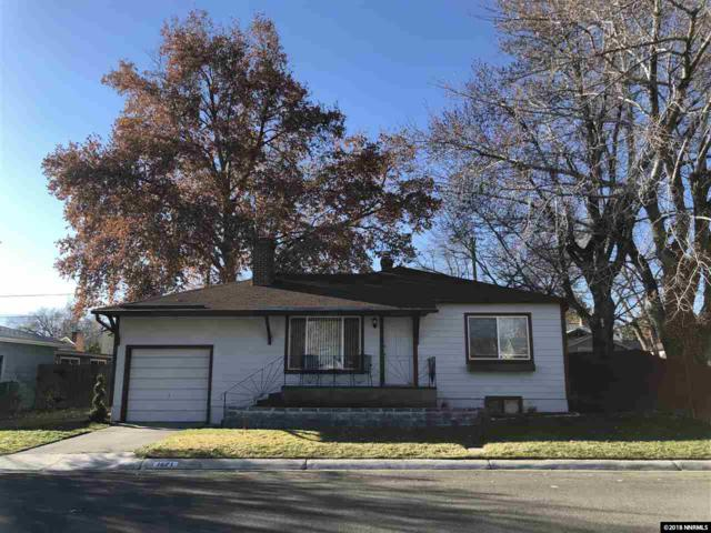 1671 Watt Street, Reno, NV 89509 (MLS #180018045) :: Vaulet Group Real Estate