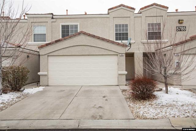 5785 Camino Verde #103, Sparks, NV 89436 (MLS #180018061) :: Theresa Nelson Real Estate