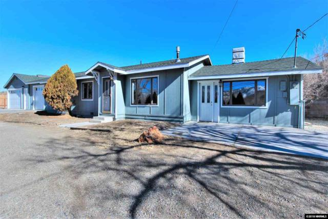 1771 Pinion Hills, Carson City, NV 89701 (MLS #180018068) :: The Mike Wood Team