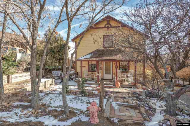195 S I St, Virginia City, NV 89440 (MLS #180018071) :: Chase International Real Estate