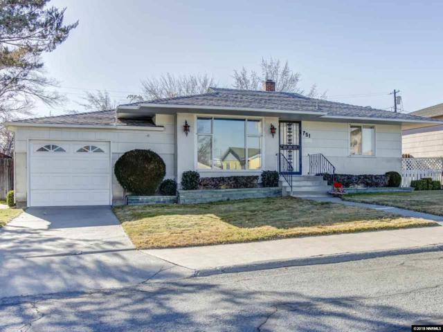 751 Balzar Circle, Reno, NV 89502 (MLS #180018080) :: Vaulet Group Real Estate