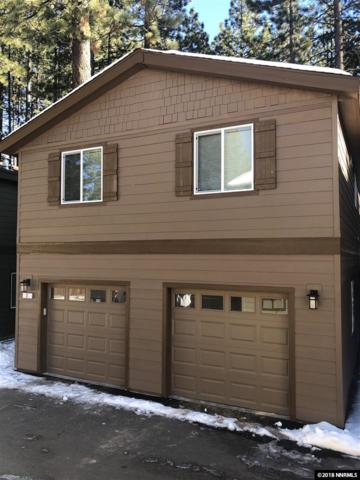 1029 Shepherds Trail #8, South Lake Tahoe, CA 96150 (MLS #180018081) :: Vaulet Group Real Estate