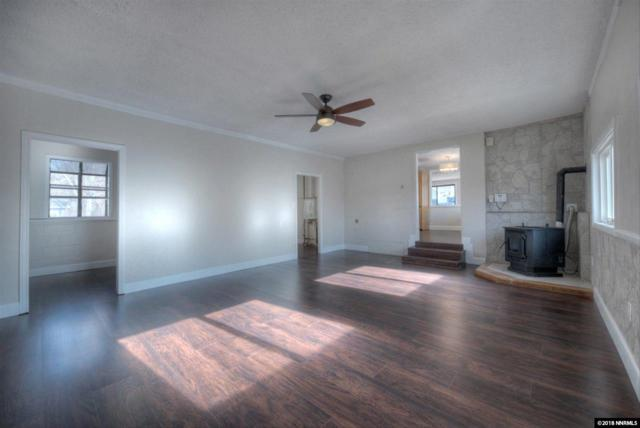 1022 E Roland, Carson City, NV 89701 (MLS #180018089) :: Vaulet Group Real Estate