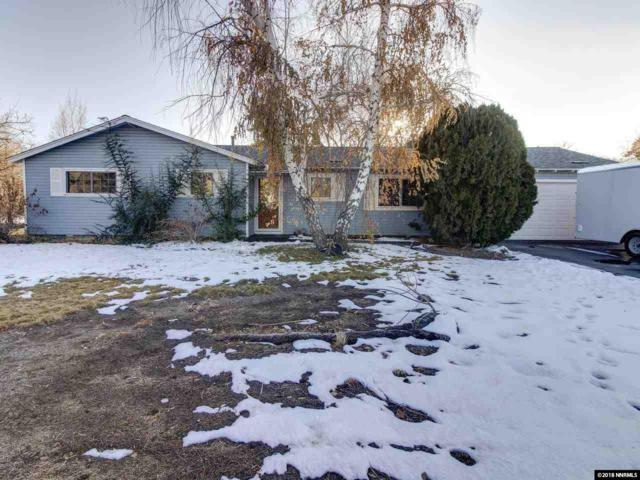 4090 Partridge Ln, Washoe Valley, NV 89704 (MLS #180018100) :: Mike and Alena Smith | RE/MAX Realty Affiliates Reno