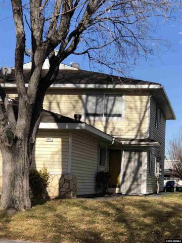 4911 Catalina Drive #3, Reno, NV 89502 (MLS #180018120) :: Vaulet Group Real Estate