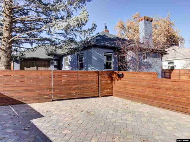 1341 Plumas St., Reno, NV 89509 (MLS #180018124) :: Vaulet Group Real Estate