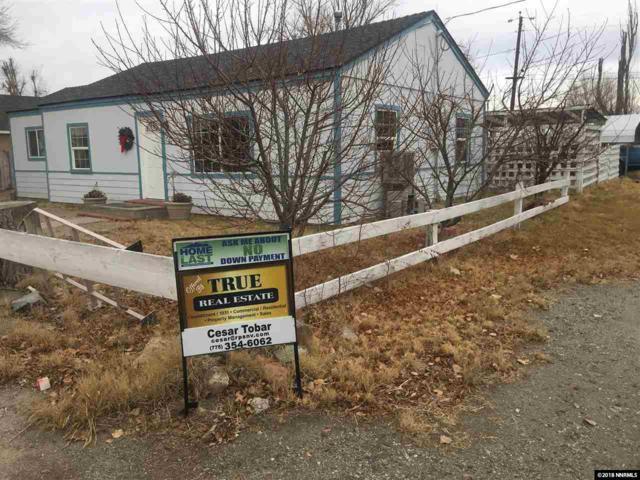 204 Valley Dr, Yerington, NV 89447 (MLS #180018125) :: Vaulet Group Real Estate