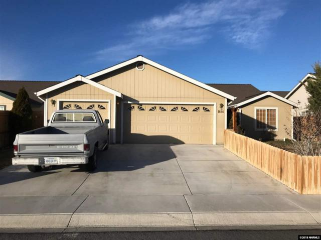 1694 Round Up Rd, Fernley, NV 89408 (MLS #180018170) :: Marshall Realty