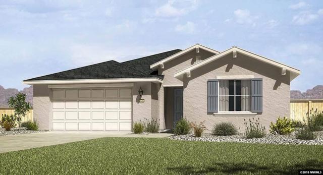 1124 Elk Ridge Drive, Carson City, NV 89701 (MLS #180018199) :: Chase International Real Estate