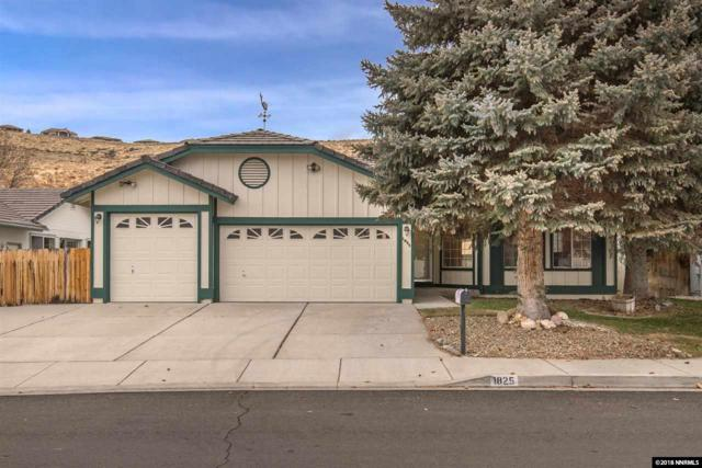 1825 Canyon Terrace Dr, Sparks, NV 89436 (MLS #180018211) :: Marshall Realty
