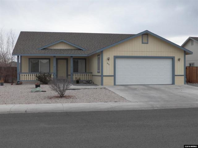 894 Timothy, Fallon, NV 89406 (MLS #180018226) :: Chase International Real Estate