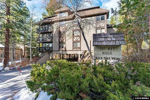 333 Ski Way #277 #277, Incline Village, NV 89451 (MLS #180018250) :: Mike and Alena Smith   RE/MAX Realty Affiliates Reno