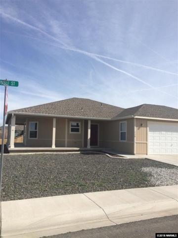 738 Kinsli Street, Fallon, NV 89406 (MLS #180018255) :: Chase International Real Estate