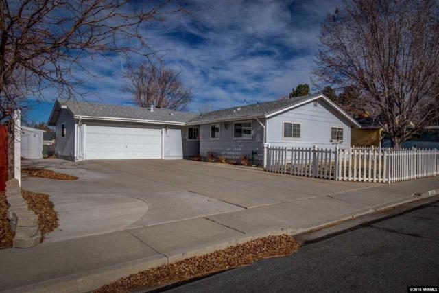 808 Hickory Drive, Carson City, NV 89701 (MLS #180018323) :: NVGemme Real Estate