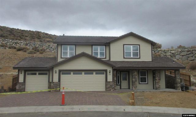 1088 Tee Drive, Minden, NV 89423 (MLS #180018334) :: NVGemme Real Estate