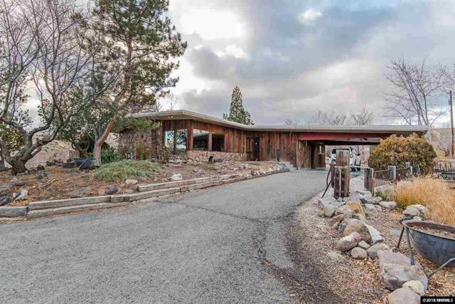 3640 Lone Tree Ln., Reno, NV 89511 (MLS #180018450) :: The Mike Wood Team