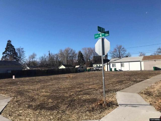 445 4th Street, Sparks, NV 89431 (MLS #180018464) :: NVGemme Real Estate