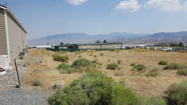 lot 6 Rattler Way, Moundhouse, NV 89706 (MLS #190000036) :: Chase International Real Estate