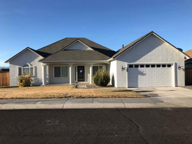 1401 Eagle Court, Fernley, NV 89408 (MLS #190000065) :: NVGemme Real Estate